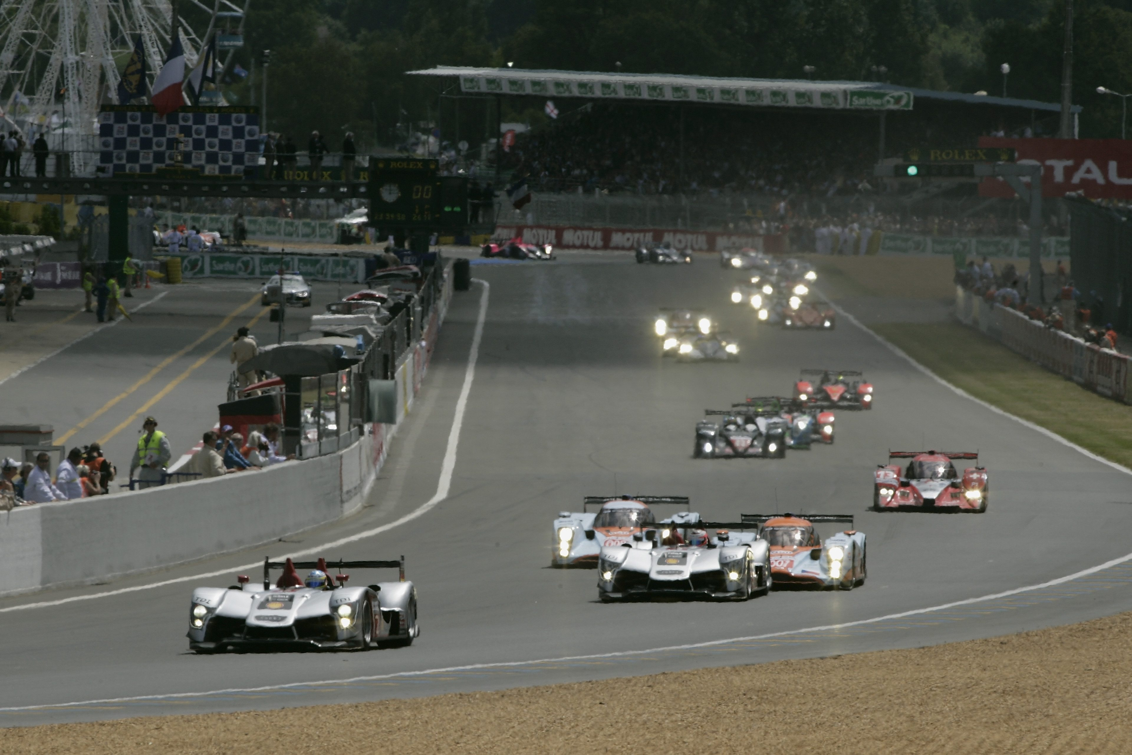 Le Mans  U2013 R U00fcckblick 24 H Stunden  U2013 Racingblog