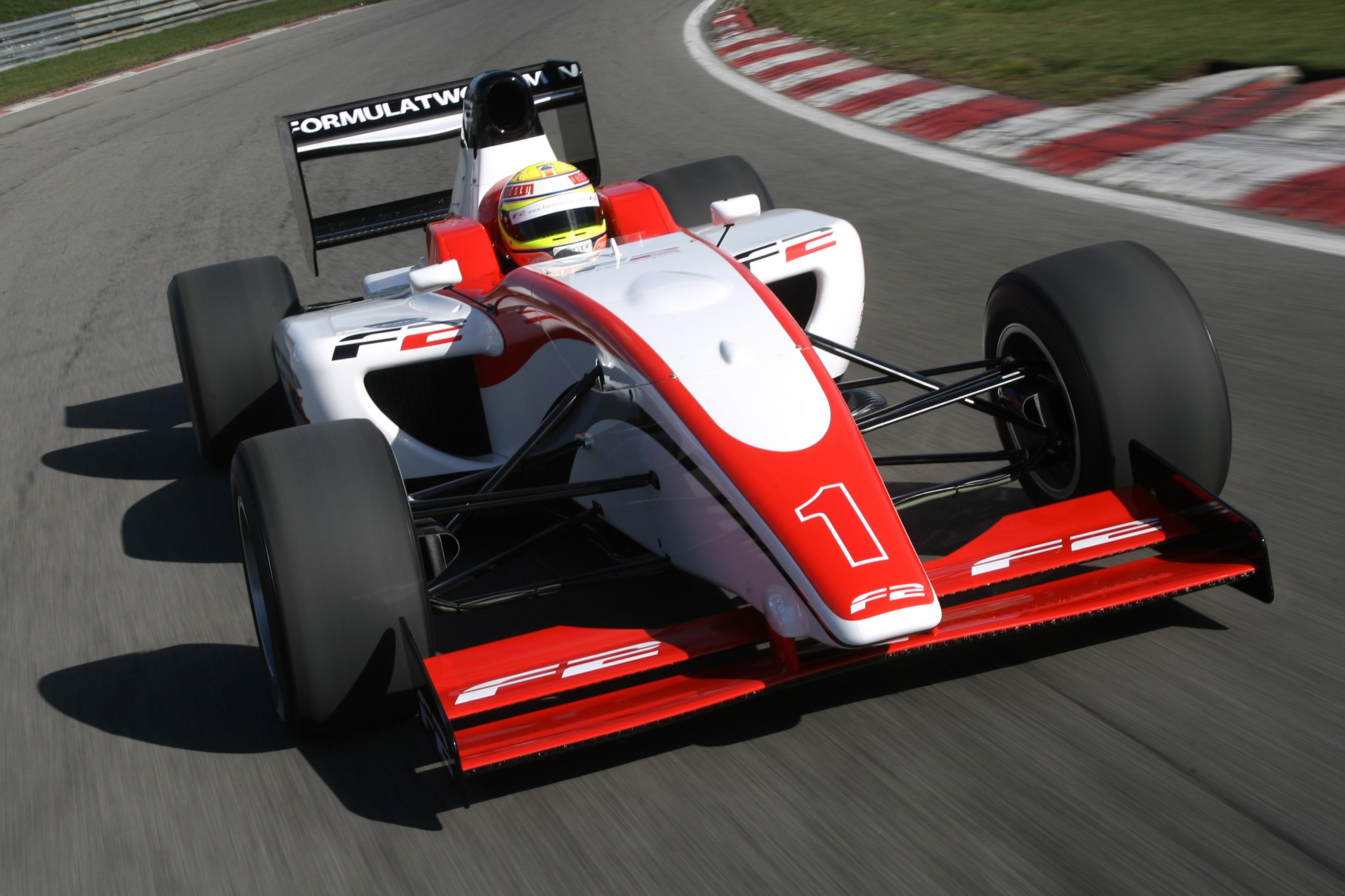 Formel Serien Und Noch Eine Racingblog