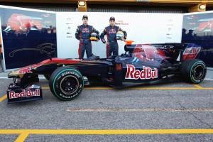 STR5 Car Launch in Valencia