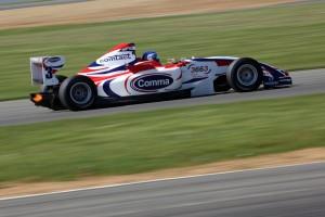 Palmer on circuit