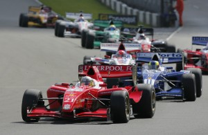 Superleague Formula – Start in Saison #3 in Silverstone