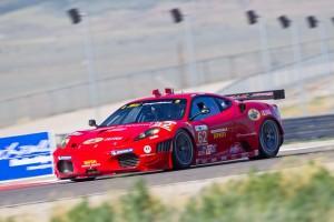 Utah Grand Prix, round 4 of the 2010 American Le Mans Series, Ju