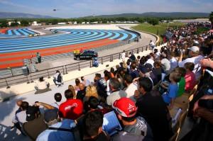 MOTORSPORT / 2009 FIA GT LE CASTELLET