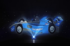 2012 IRL IndyCar Chassis Announcement
