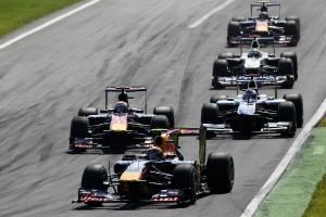 F1 Italian Grand Prix - Race