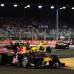 F1 Singapore Grand Prix - Race