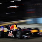 F1 Singapore Grand Prix - Qualifying