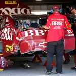 2010_Martinsville_Oct_NSCS_33_car_in_garage