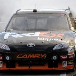 2010_Martinsville_Oct_NSCS_Denny_Hamlin_after_burnout