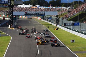 F1 Japanese Grand Prix - Race