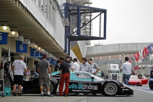 AUTO - FIA GT1 - INTERLAGOS 2010