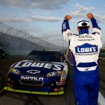2010_Homestead_Nov_NSCS_Chad_Knaus_congratulates_Jimmie_Johnson
