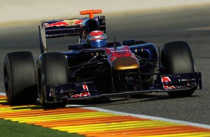 F1 Testing in Valencia - Day Two
