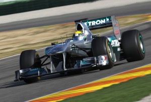 Formel Eins: Test Valencia Tag 2 – Interview Sam Michael
