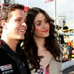 2011_Phoenix_Feb_Emmy_Rossum_poses_with_Trevor_Bayne