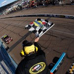 2011_Phoenix_Feb_NSCS_Jeff_Gordon_crosses_finish_line