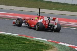 TEST F1/2011 BARCELLONA - 2