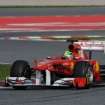 TEST F1/2011 BARCELLONA - 2