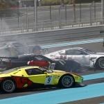AUTO - FIA GT1 ABU DHABI 2011