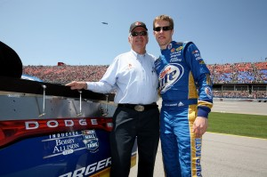 2011TalladegaApr_NSCS_Race_Bobby_Allison_and_Brad_Keselowski