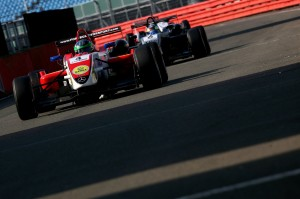 Lucas Foresti (BRA) Fortec Motorsport Dallara Mercedes