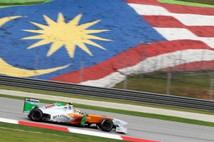 Formula One World Championship, Rd 2, Malaysian Grand Prix, Qualifying Day, Sepang, Malaysia, Saturday 9 April 2011.