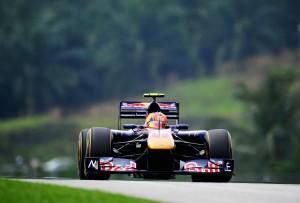 Malaysian F1 Grand Prix - Qualifying