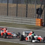 Formula One World Championship, Rd 3, Chinese Grand Prix, Race, Shanghai, China, Sunday 17 April 2011.