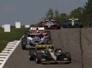 2011 IndyCar Barber