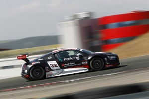 Blancpain Endurance Series, Navarra, 2011. photos V-IMAGES.com/Fabre