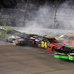 2011_Richmond_Apr_NSCS_Jeff_Gordon_accident