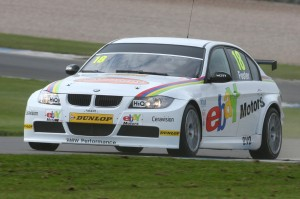 Nick Foster (GBR) West Surrey Racing BMW 320SI E90