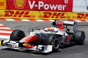 Formula One World Championship, Rd 6,  Monaco Grand Prix, Race, Monte-Carlo, Monaco, Sunday 29 May 2011.