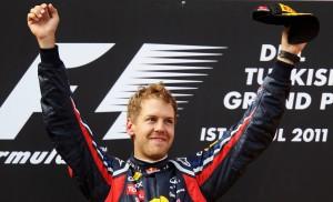 F1 Grand Prix of Turkey - Race