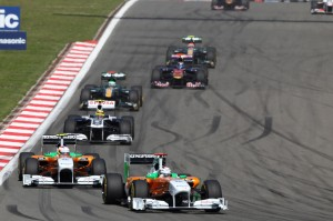 Formula One World Championship, Rd 4, Turkish Grand Prix, Race, Istanbul Park, Turkey, Sunday 8 May 2011.