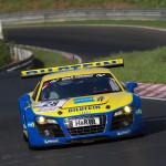 VLN Langstreckenmeisterschaft Nuerburgring 2011, 36. DMV 4-Stunden-Rennen