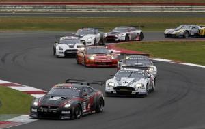 AUTO - FIA GT1 SILVERSTONE 2011