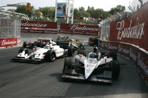 2011 IndyCar Toronto priority
