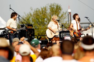 at Indianapolis Motor Speedway on July 31, 2011 in Indianapolis, Indiana.