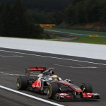 Motorsports: FIA Formula One World Championship 2011, Grand Prix of Belgium