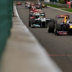 F1 Grand Prix of Belgium - Race