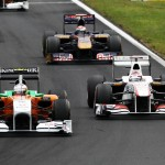 Formula One World Championship, Rd 11, Hungarian Grand Prix, Race, Budapest, Hungary, Sunday 31 July 2011..