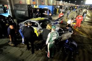 jimmie-johnson-garage-crash