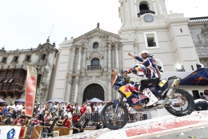 MOTORSPORT / DAKAR 2012 - DAKAR FINISH
