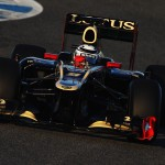 F1 Testing in Jerez - Day One