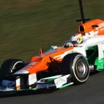F1 Testing, Jerez, Spain 07-10 02 2012