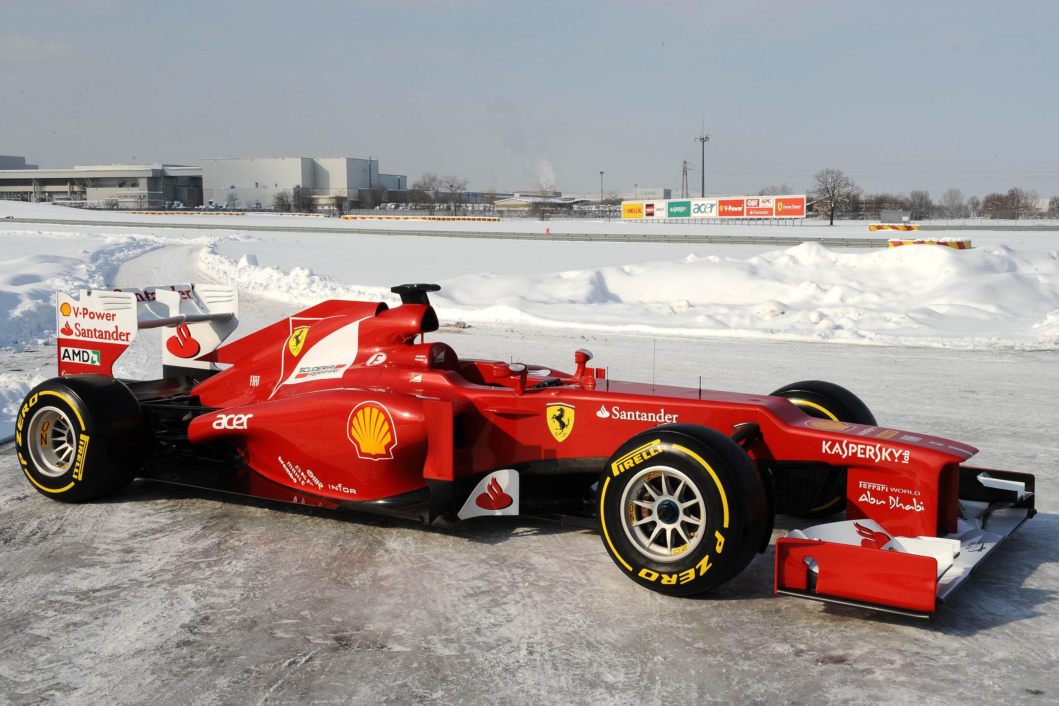 Formel Eins Erste Bilder Des Ferrari F2012 Force India Vjm005 Racingblog