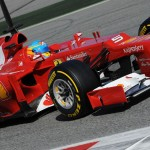 TEST F2012 BARCELLONA 1