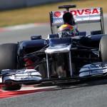 2012 F1 Testing Barcelona