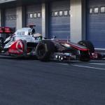 Lewis Hamilton Testing